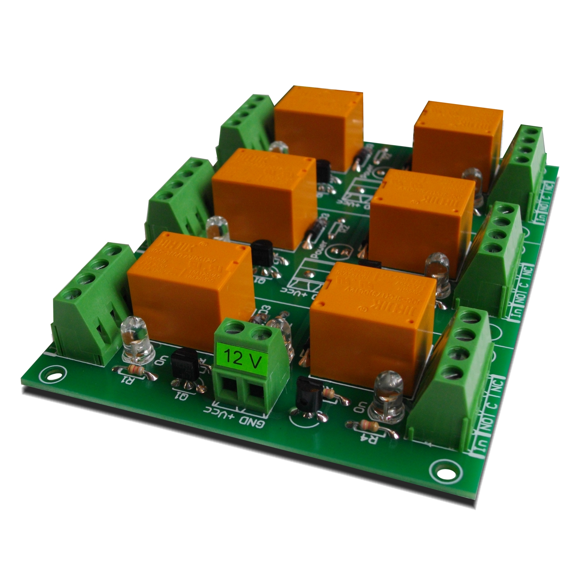 Or It Will Trigger The Relay That Will Supply Full Power To The Clone
