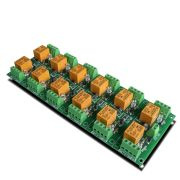 12 Relay Way Output Module (Board) for your PIC, AVR Project - 5V