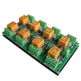 8 Relay Way Output Module (Board) for your PIC, AVR Project - 5V
