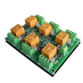6 Relay Way Output Module (Board) for your PIC, AVR Project - 5V
