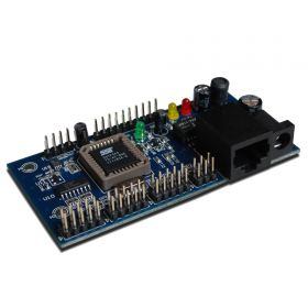 Internet/Ethernet Eight Channel Relay Board - ver.1