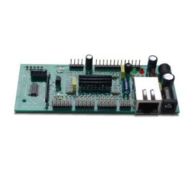 Ethernet IP controller with 32 I/O, Web, Virtual Serial Port, Telnet