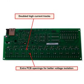 Ethernet TCP/IP Data Acquisition I/O Module