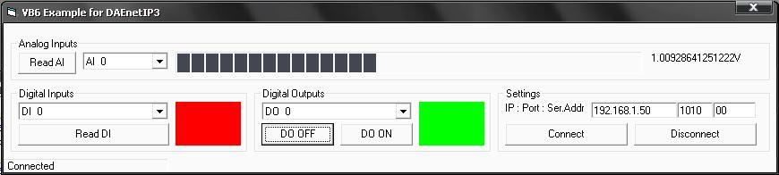 Details about TCP/IP Ethernet Data Acquisition 32 analog/digital I/O  controller - Web, Telnet